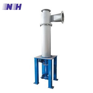 Paper Mill High-consistency Cleaner Papermaking Pulp Purification Equipment Cleaner OEM available desander from manufacturer